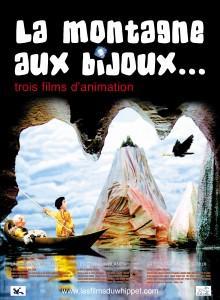 """Affiche de """"La montagne aux bijoux"""""""