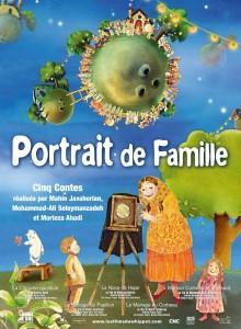 """Affiche de """"Portrait de famille"""""""